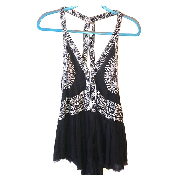 Free People Tops - Free people strappy tank top
